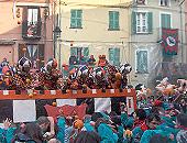 Carnevale di Ivrea Battaglia delle Arance