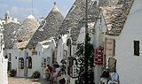 Puglia i trulli